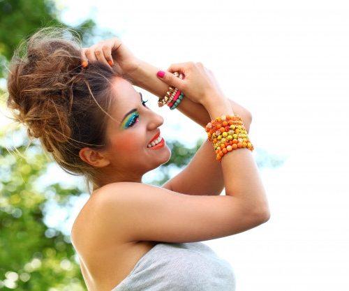 belle-femme-maquillage-artistique